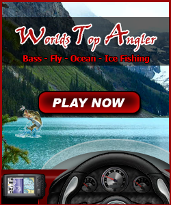 Angler Wars - Worlds Top Angler - Fishon Edition